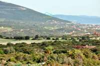 Akbük te Engin Doğa ve Deniz Manzaralı Villa Arsaları