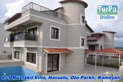 Altınkum Yeşilkent Yolu Üzerinde Müstakil Havuzlu Villa