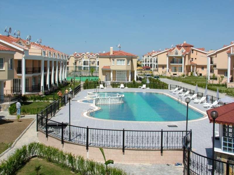 Aydın Didim Altınkumda Elit Kompleks İçinde Satılık Villa - Satılık Villa