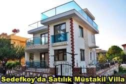 Didimde Satılık Müstakil Villa Sedefkoya 500 Metre
