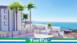 Didim Akbükte Deniz Manzaralı Satılık Villa- Taksitle