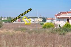 Didim Mavişehirde Kat Karşılığı Villa Arsası