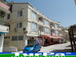 Didim Çamlık Mahallesi Altınkum Da Denize 50 mt satılık 1+1 Daire