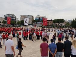 Atatürk'ü Anma Gençlik ve Spor Bayramını Çoşku İle Kutladık