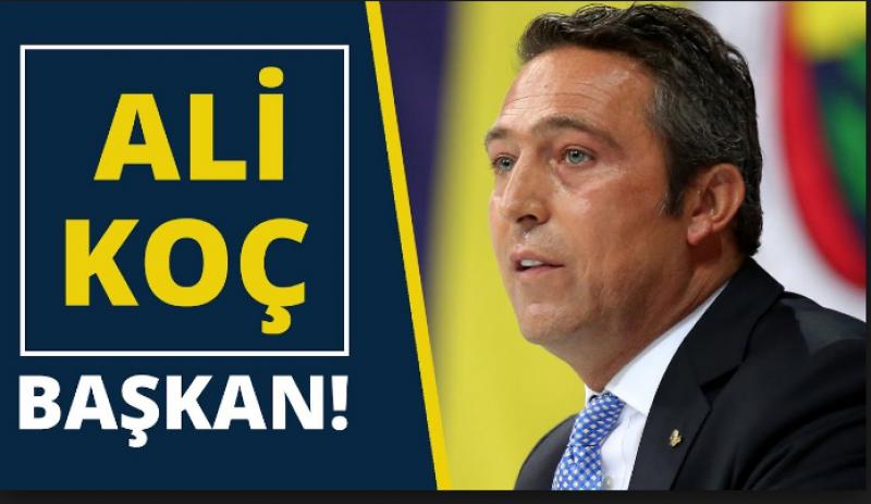 FenerBahçe Spor Kulubü Başkanlık Seçim Sonuçları