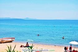 Didim' in 13 plajı Mavi Bayrak Aldı.