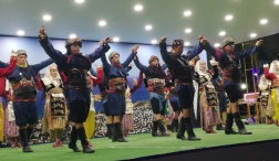 Didim Uluslararası Halk Dansları Şenliği Başladı