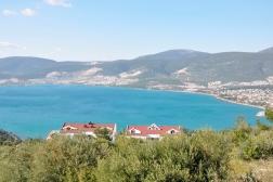 Akbükte Satılık Full Deniz Manzaralı 2 Adet Yan Yana Arsa