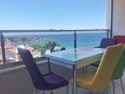 Mavişehirde Satılık 3+1 Deniz Manzaralı Dubleks Daire
