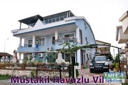 Didim Merkezi Konumda Satılık 3+1 Tripleks Villa