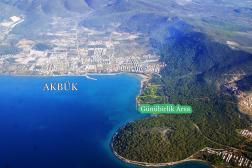 Didim Akbük'te Denize Sıfır Günübirlik Turizm Arsası