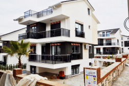 Didim Mavişehirde Denize Çok Yakın 4+1 Tam Müstakil Villa