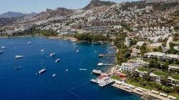 Bodrumda Satılık Full Deniz Manzaralı Ticari Arsa