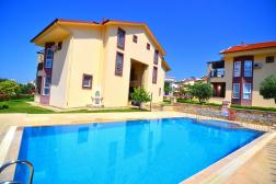 Akbük'te Satılık Eşyalı 3+1 Villa