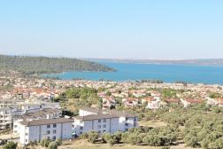 Akbük'te Deniz Manzaralı Sıfır Daire