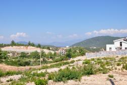 Didim Akbük Seyrantepe'de Satılık Bafa Gölü Manzaralı 1200 m2 İmarlı Arsa