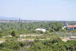 Didim Akbük Seyrantepede Satılık İmarlı Villa Arsası
