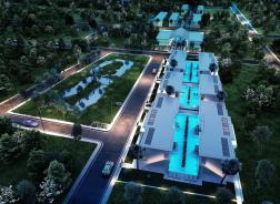 Didim Akyeniköyde Projeden Satılık 2+1 Villalar
