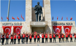 DİDİM'DE 19 MAYIS COŞKUSU