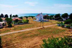 Denize Sıfır Sitede Satılık Villa Arsası
