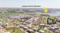Didim Mavişehirde Satılık Denize Yakın Villa Arsası