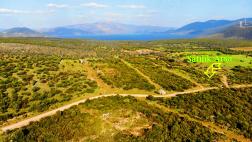 Didimde Satılık Yatırımlık İmarlı Villa Arsası Göl Manzaralı