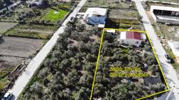 Didim Balat Köyünde Satılık Müstakil Köy Evi 830 m² Arsalı