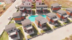 Didim Altınkumda Yeni Bir Yaşam Alanı Havuzlu Oniki Villa