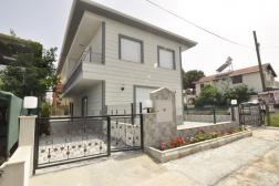 Didim Akbük Uslu Sitesinde Satılık Sıfır Villa