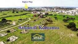 Didim Mavişehir'de Plajlara, Koylara Yakın Villa Arsası