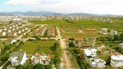 Didim Akdeniz Sitesinde Satılık Villa Arsası