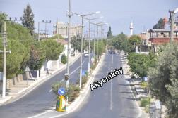 Didim Akyeniköy Merkezde Satılık 600 m²Arsa