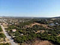Didim Yeşiltepe'de Etrafı Çevrili 700 m² İmarlı Villa Arsası