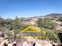 Didim Seyrantepe'de Satılık Manzaralı Villa İmarlı Arsa