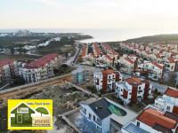 Didim'de Deniz Manzaralı Satılık İmarlı Arsa